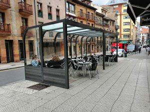 Terrazas para Cafeterías, Restaurantes-y-bares